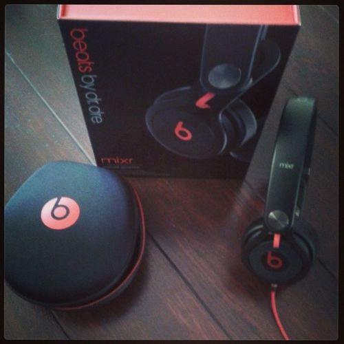nieuwe beats Mixr