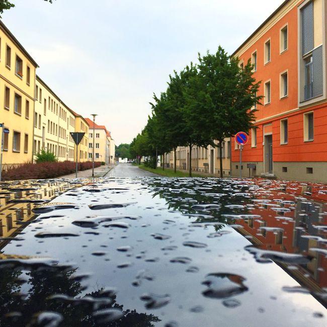 Neubrandenburg Reflection Reflections Reflection_collection Hello World Mobilephotography.de OurColorfulPlanet Hello World