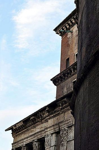 Pantheon Old Buildings Old Town Architecture Great Architecture  Amazing View Street Photography Tourism Traveling Beautiful Day Rome Roman Holiday Roma E Bella Ancient Ancient Town Town Italy Enjoy Life Like4like Followme Follow4follow BIG Old Architecture Amazing Architecture