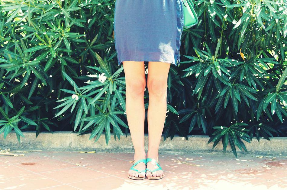 Beautiful stock photos of legs, 35-39 Years, Day, Dress, Footpath