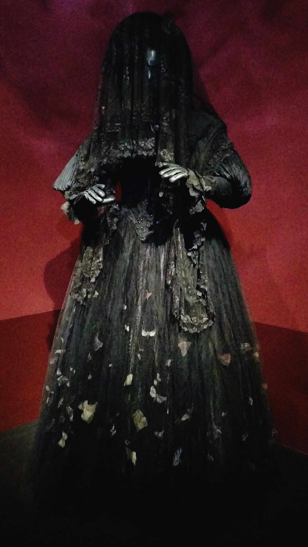 Crimson Peak Ghost Guillermo Del Toro Lacma Lacmamuseum HTC One M9 Los Angeles, California