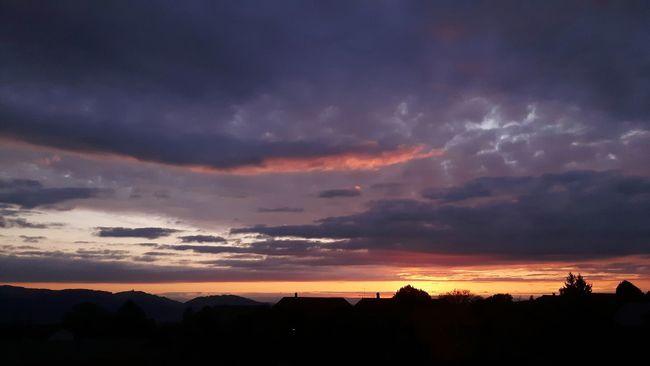 YOLO ✌ Skyporn Sunset My Dream Sky Schweiz First Eyeem Photo The Door To Haven. Meybee...... My Dreams
