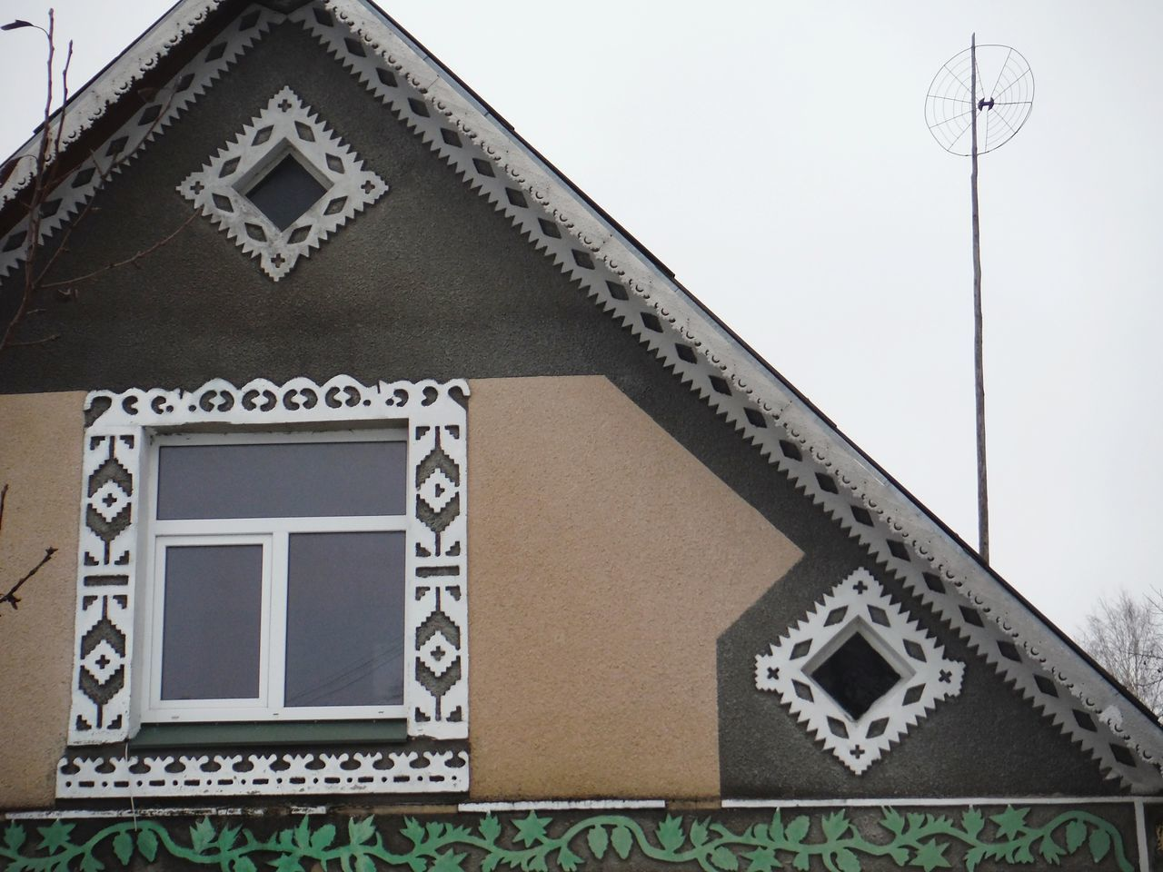 Taking Photos Houses And Windows House House Ornaments House Facade Close-up Designs And Lines Architecture_collection Architectural Detail The Week On Eyem Check This Out Hanging Out Pattern, Texture, Shape And Form Minimalist Architecture