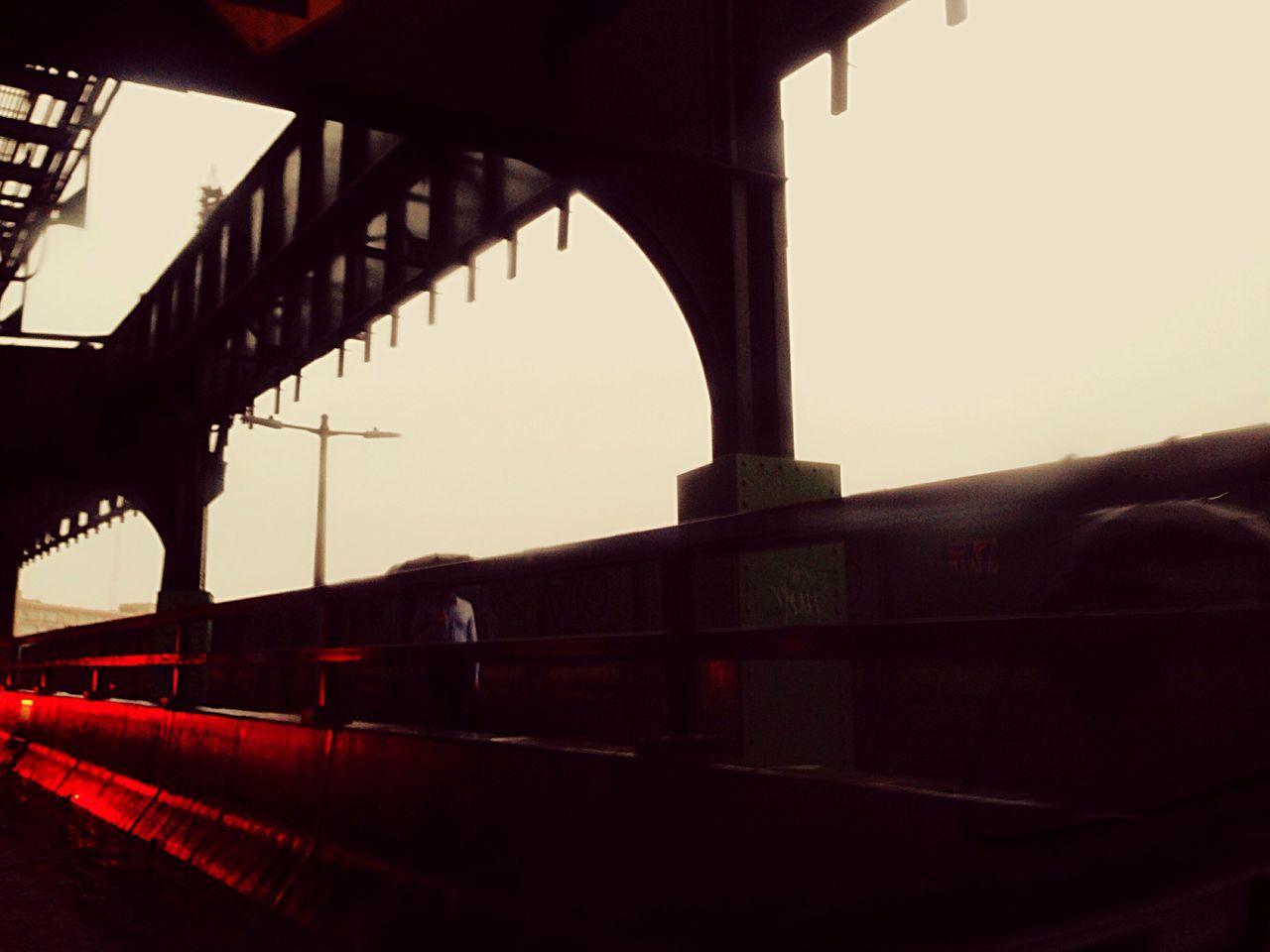 Transportation Bridge - Man Made Structure Rail Transportation City Bridge Photography Railway Bridge