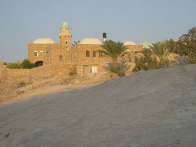Ancient Architecture Day Desert No People Outdoors Palestine Panoramic Photography