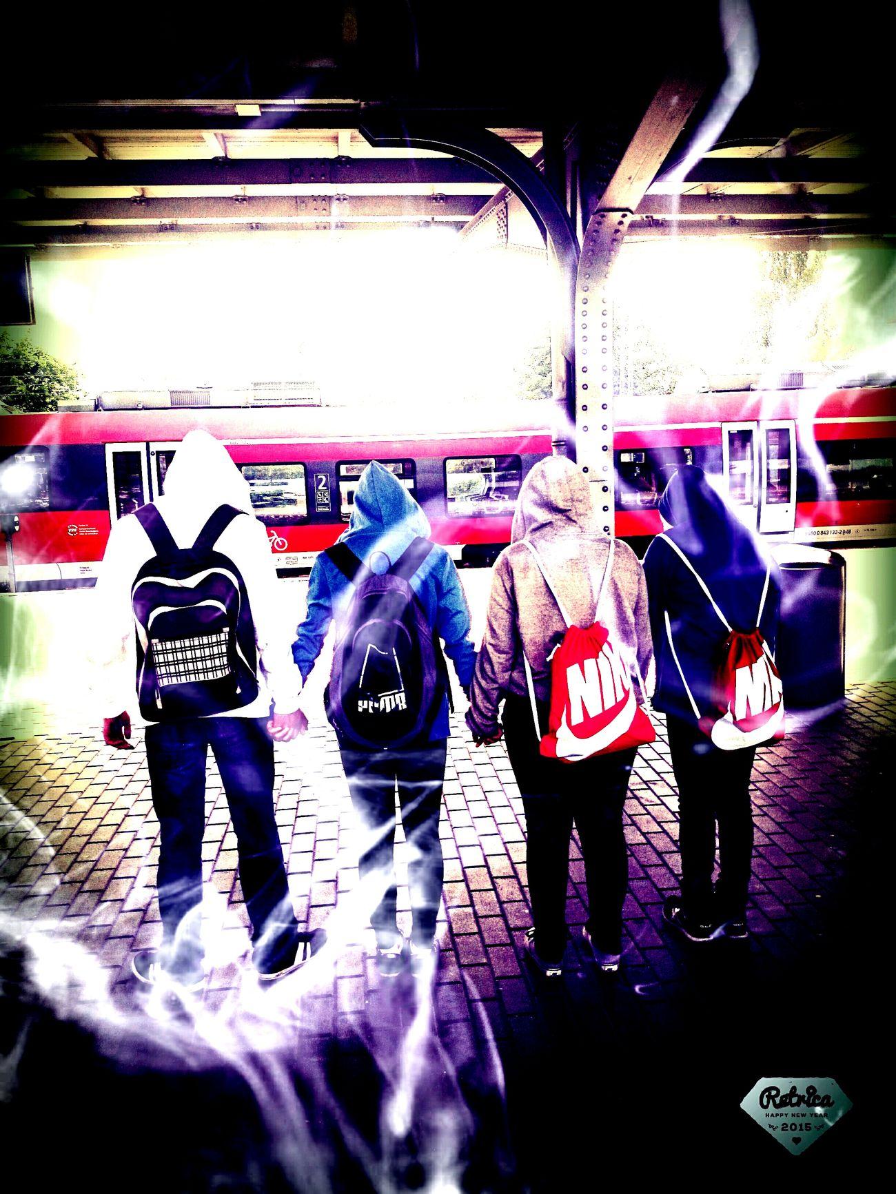 Die gang 😊😂 Notes From The Underground First Eyeem Photo