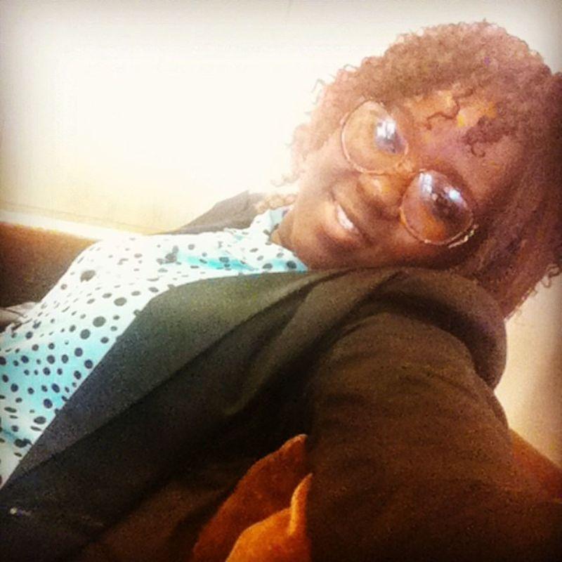 Ayyy im feeling these glasses tho! Walmart Cantsee