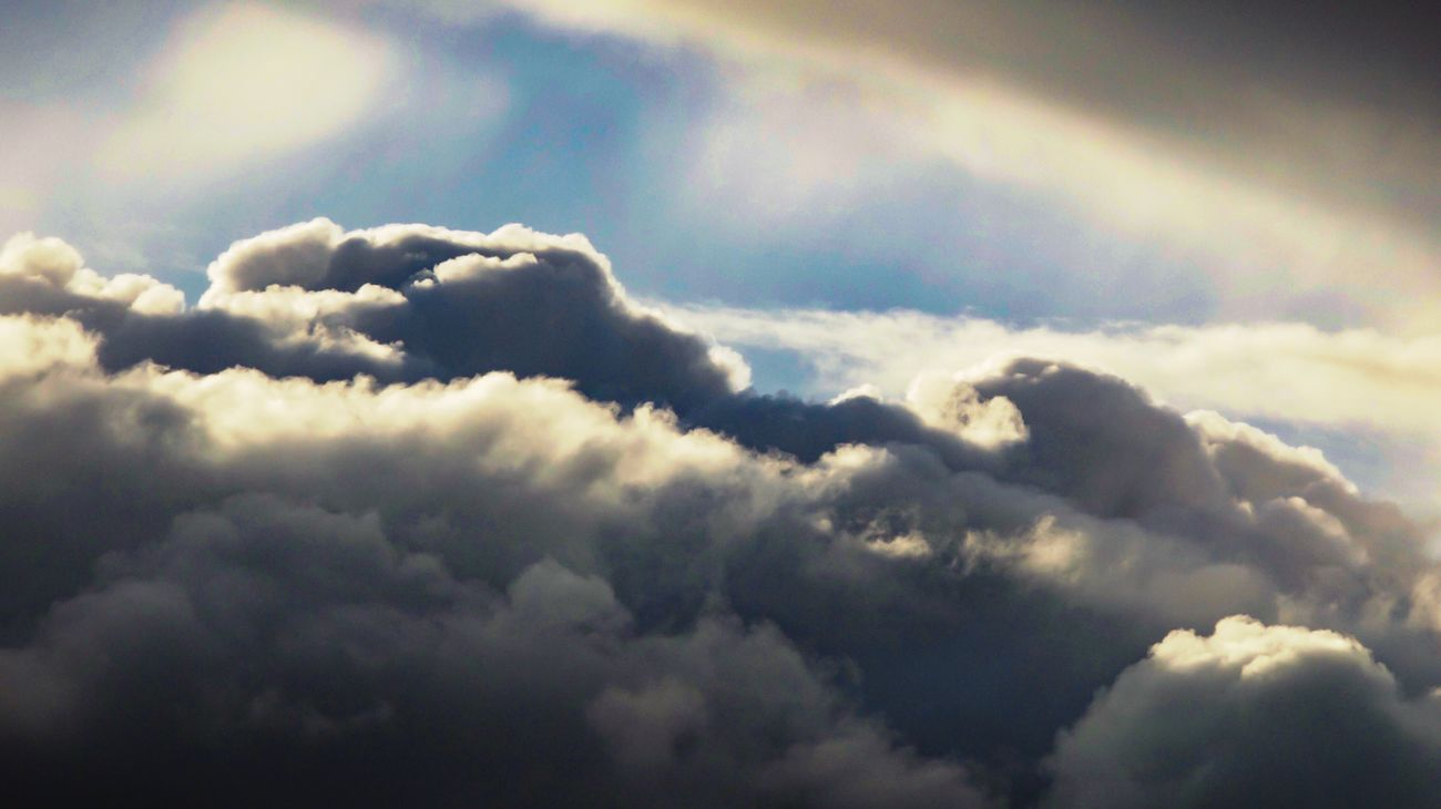 Not Long After The Rain-Pic-20 Cloud - Sky Sky Nature Cloudscape Weather Heaven Beauty In Nature Awe Fluffy Sky Only Scenics Softness Backgrounds Cumulus Cloud Low Angle View Tranquility Dramatic Sky No People Abstract Outdoors