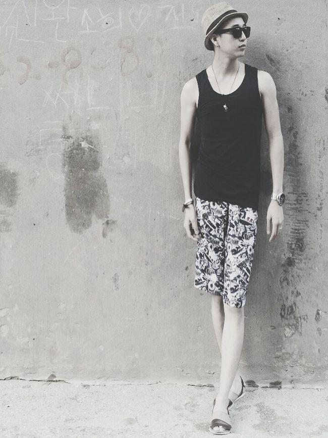 Photographed.mylife Hwanggun Model Shoot Fitting