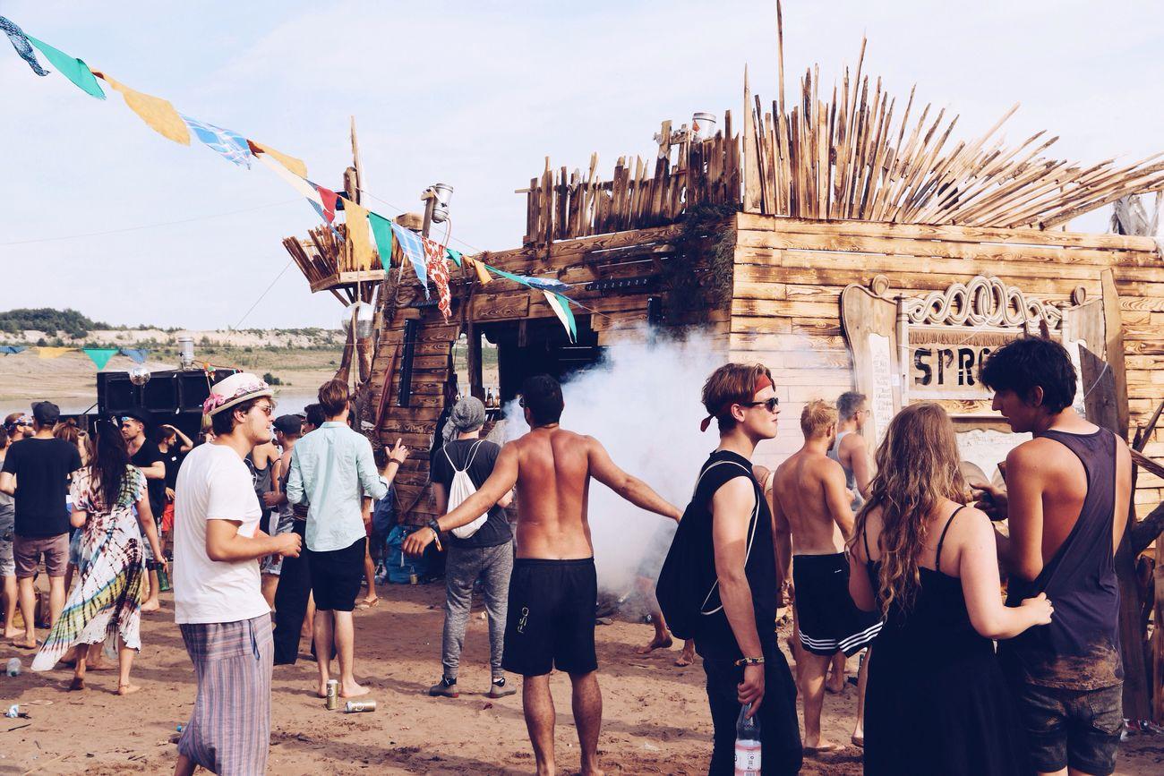 Black Pearl. Feel Festival Festival Electronic Music Shots Summer Nature Dancing Enjoying Life EyeEm Best Shots