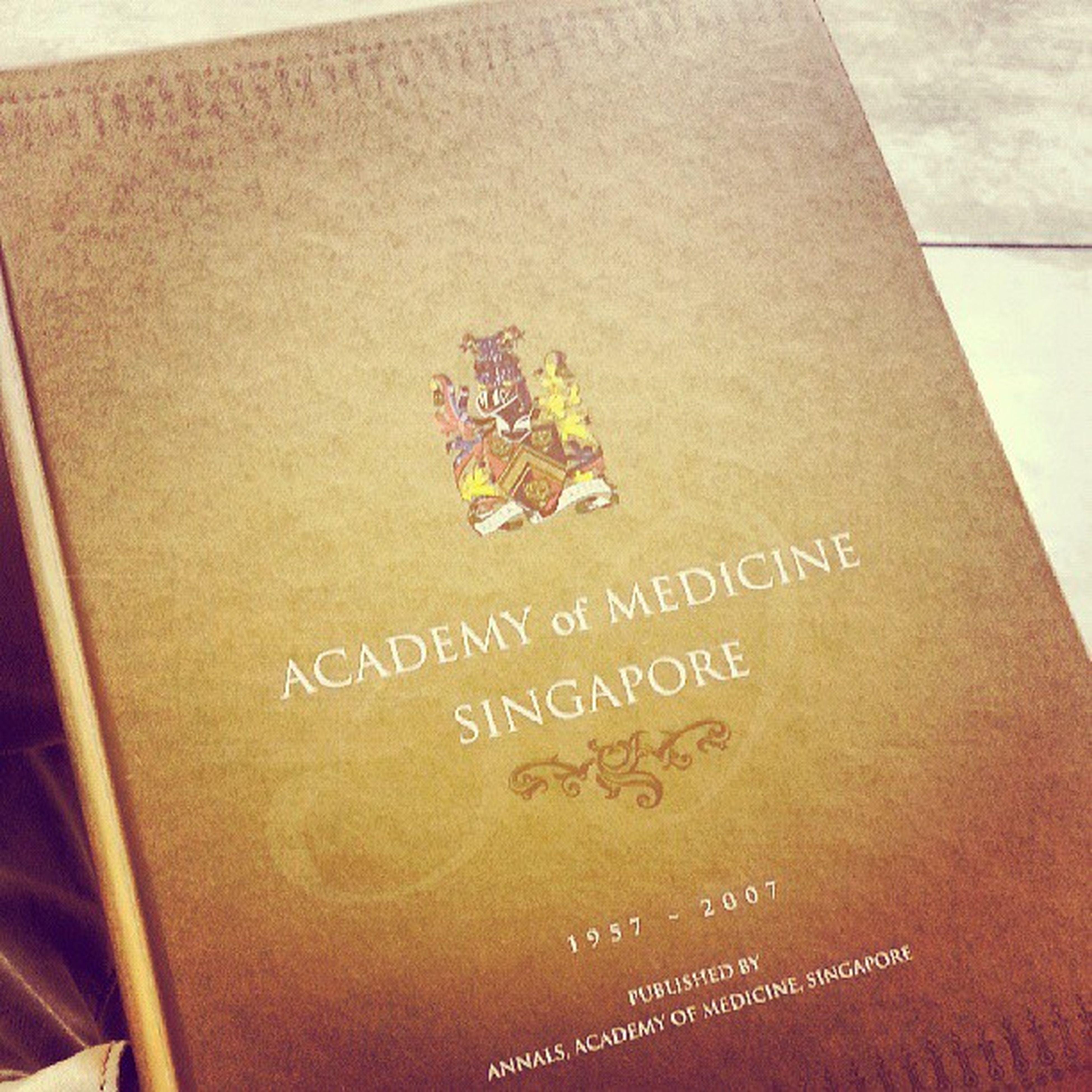 Academyofmedicinesingapore Singapore Medicine Syifa medical knowledge