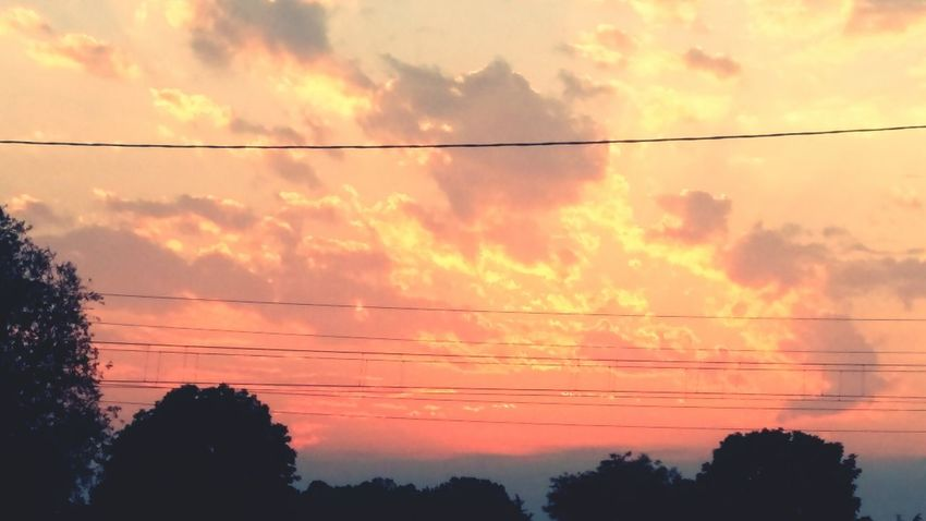 Hello World Goodnight Moon Sky Urban Nature