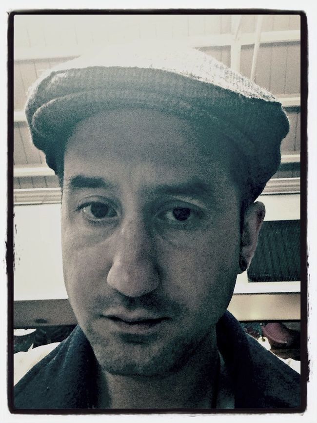 You know the weathers bad when the flat cap comes out for a Pepsi. Rain Flatcap Relaxing Bad Weather