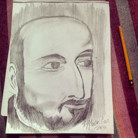 St. Ignatius of Loyola Sketch Pinoyartist Jesuit Loyola  st.ignatius ignatius