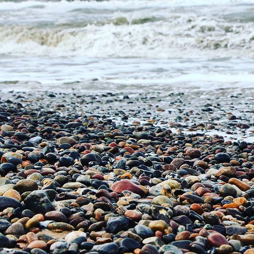 Wetstones Beach Wave Northsea North Sea Skallerup Klit Denmark Natureshots