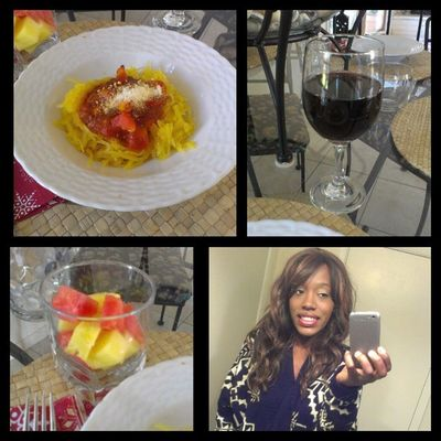 #Spaghettisquash, #redwine, #fruit, and a #selfie Fruit Selfie Redwine Luxury Rkoi Betcheslovethis Spaghettisquash Richkidsofinstagram Luxurylife Rkoig