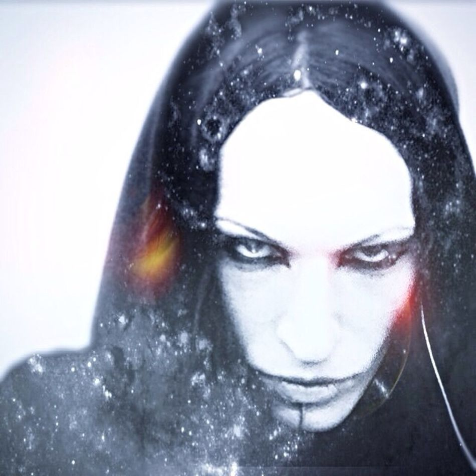 Witchhouse Ghettogoth Monochrome Nugoth Gothic Black Goth