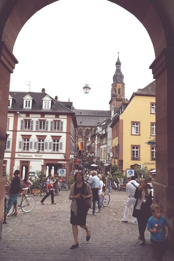 Heidelberg The Traveler - 2015 EyeEm Awards Germany Deutschland Streetphotography Schön Treavelling Street Trip TreavleTheWorld