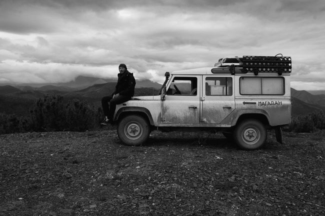 Outdoors Journey Offroad Adventure Overland Travel Nature Magadan Road Of Bones Expedition Exploring