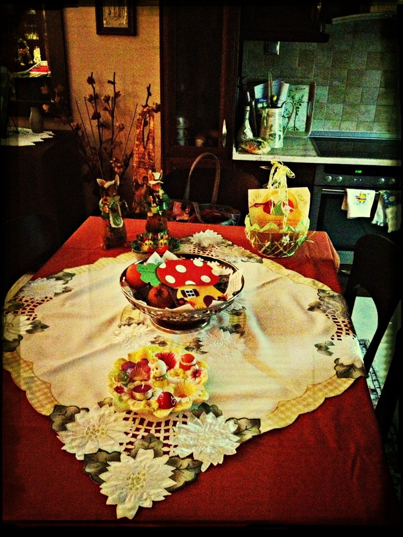 Easter Atmosphere