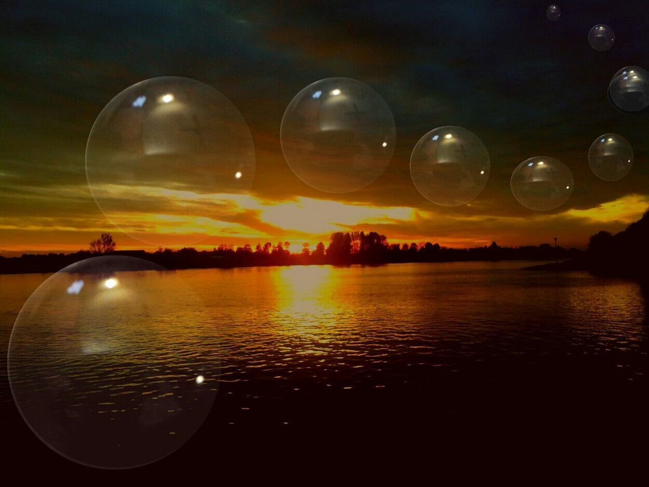 Sureal Landscape DreamScapes Hollands Droom Landschappen The World Needs More Bubbles Bubbles Floating Across The Universe https://youtu.be/AZ5WPXxNzPU Showcase: December RePicture Growth My Best Photo 2015