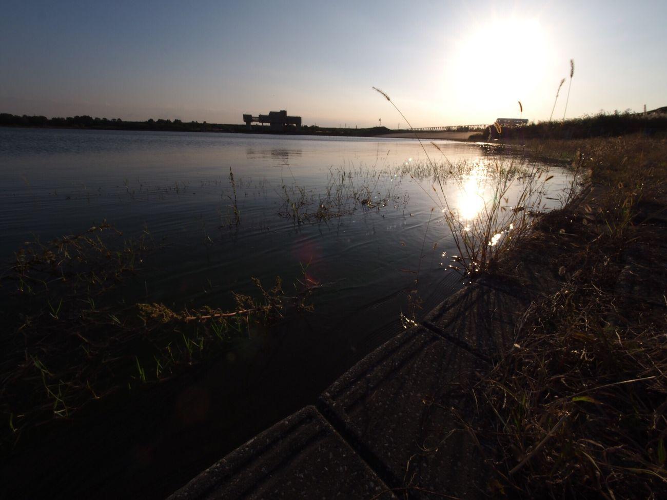 2016.10.20 埼玉県 彩湖 広角レンズ  今、話題の彩湖に行って来ました。 写真ではレンズの効果で広く見えますが、実際はそれ程でもありません。 ただ、もしここで滞りなく行なえるのなら、見やすくて楽しいかもしれません。