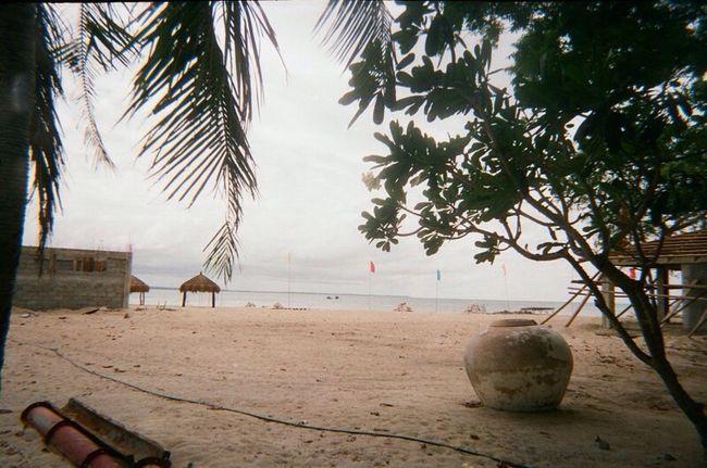 Film 35mm Kodakfunsaver Travel Lakawon Island