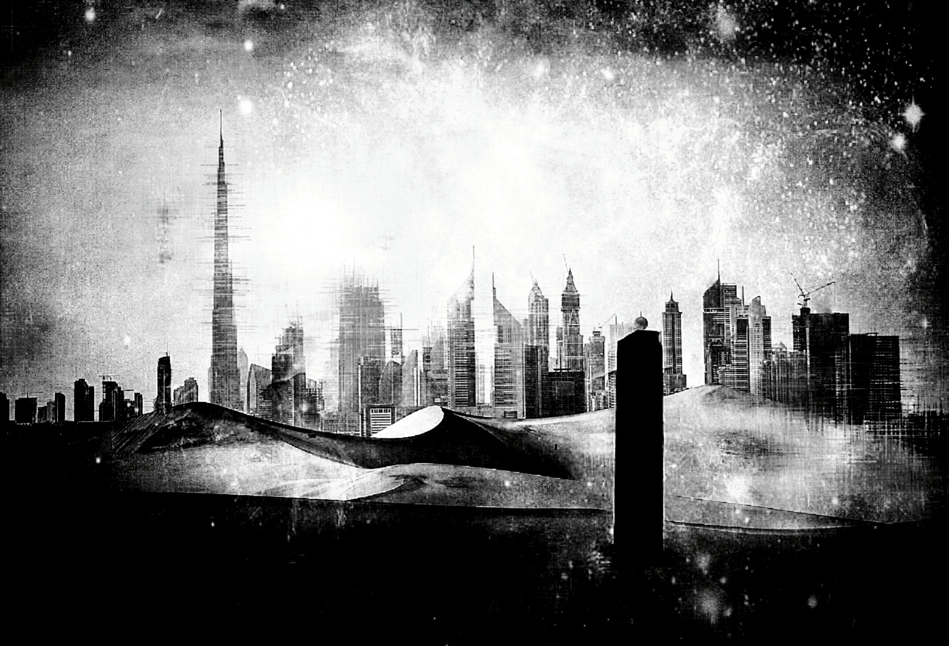 Monochrome Variation City Dont Cry Tall - High Ile De Sable Storm The Storm Torch Pour L'amour Du Risque Auto Post Production Filter One Vision For Nothing The Color Of Business