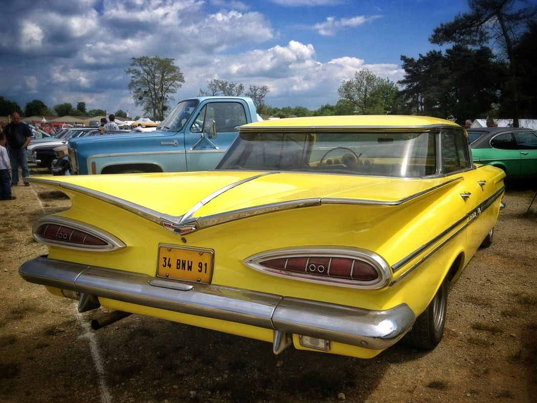 Chevrolet Impala 1959, Locomotion Feast Chevrolet Vintage Cars Streetphoto_color