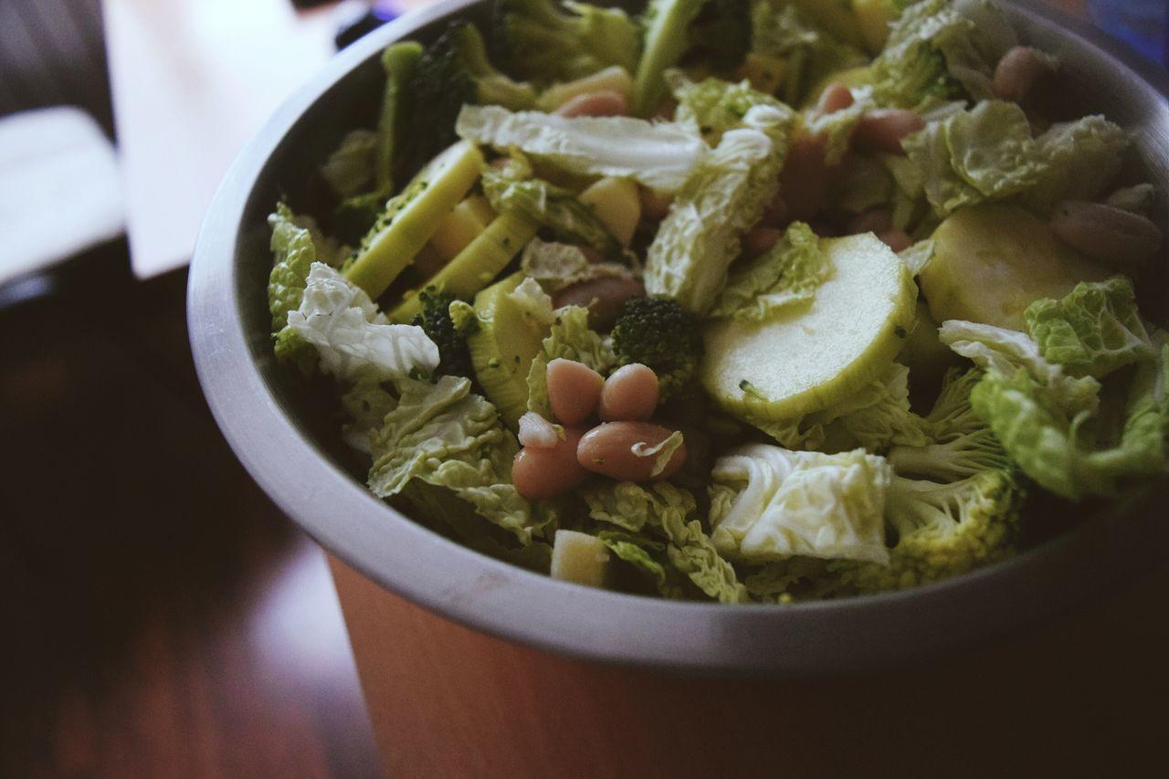 Healthy Food Green Green Green!