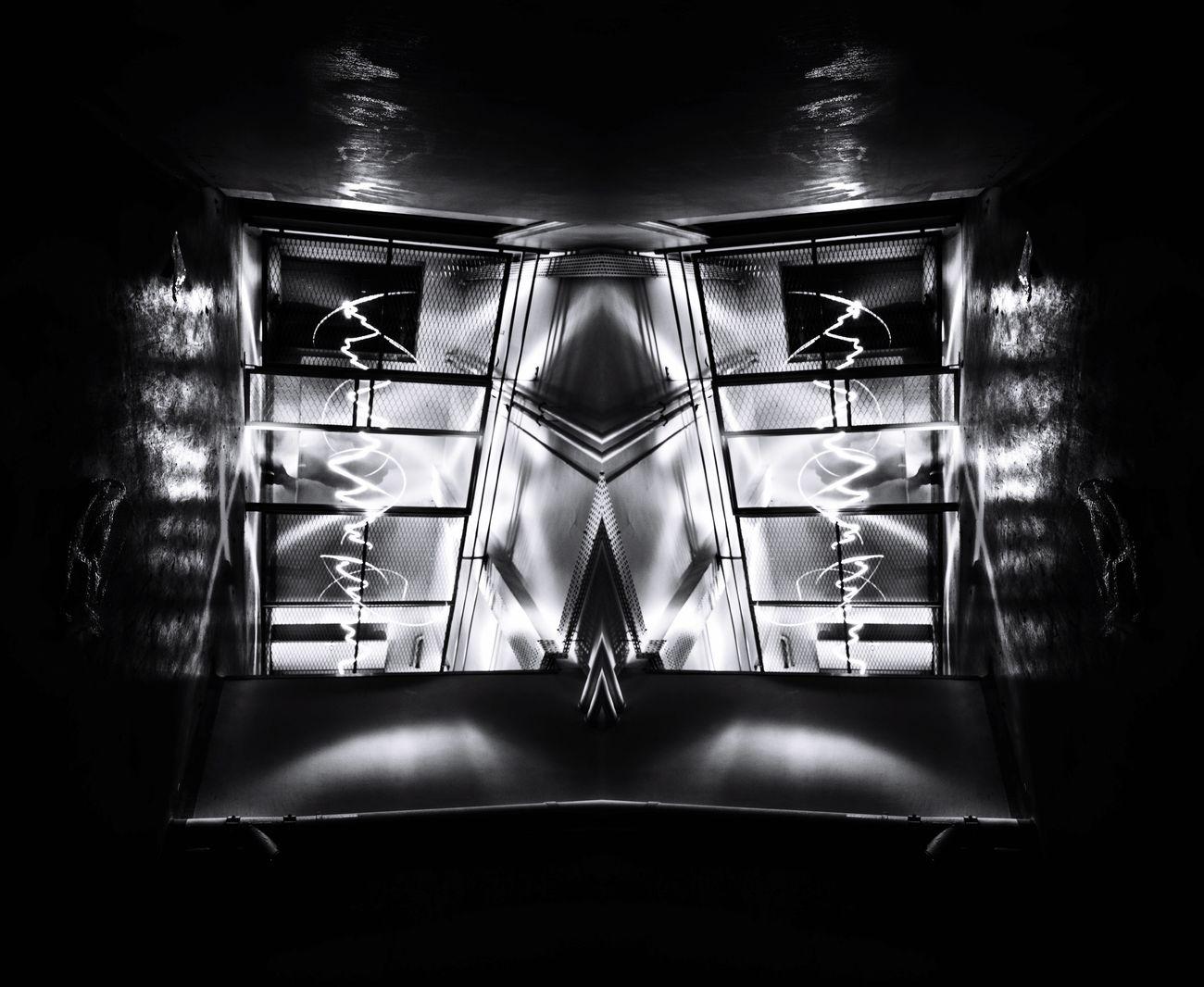 The prisoner Light And Shadow Lightpainting Symmetry Blackandwhite Blackandwhite Photography Symmetrical Urbex Urbexexplorer Exploring Black White Light Dark Darkness And Light Prison Jail Nikon Nikonphotography Wide Shot Sigma10-20 Sigma Photographylovers Photography Pics D7100