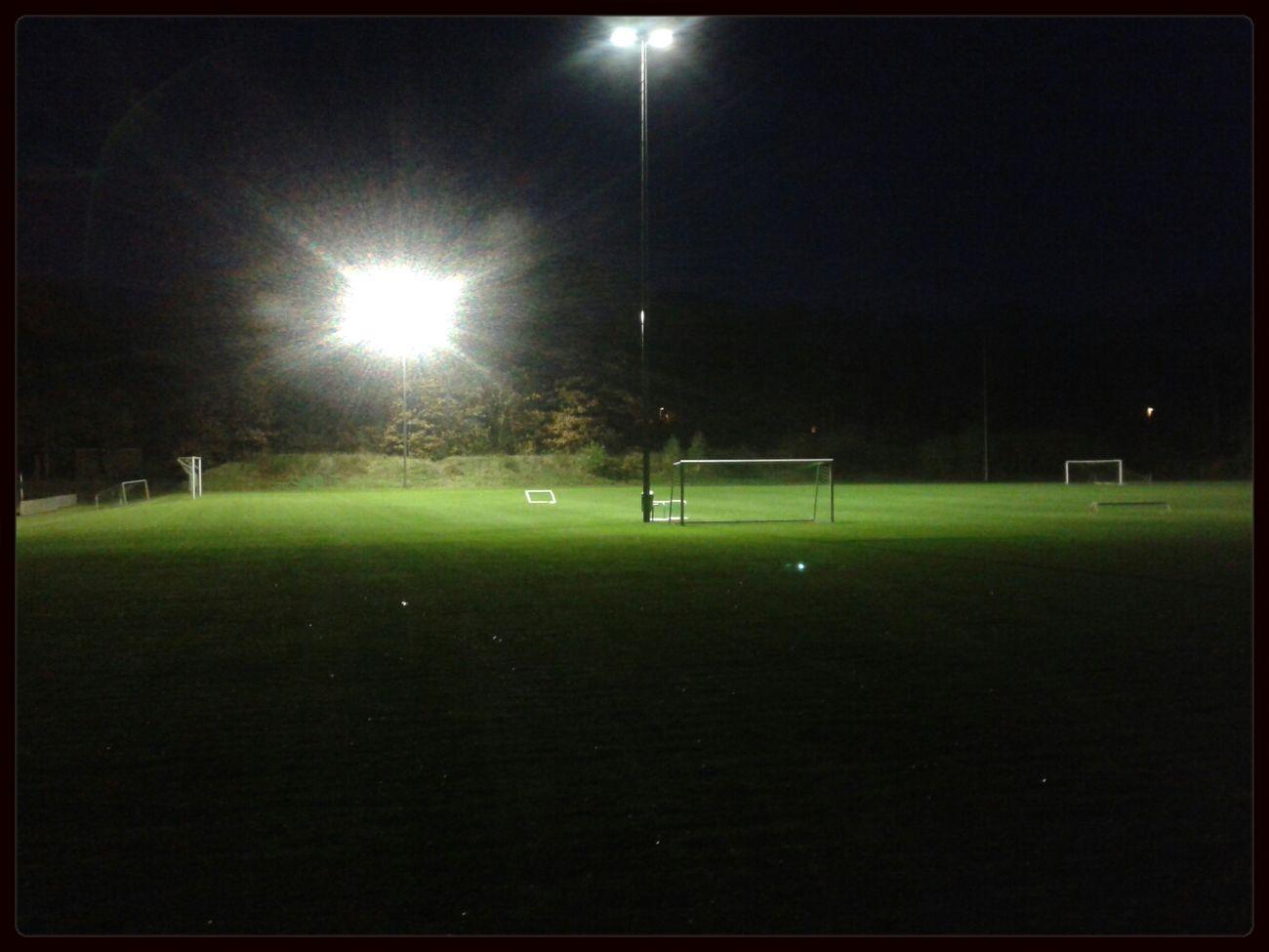Flutlicht in Emmeln ( Haren_Ems )