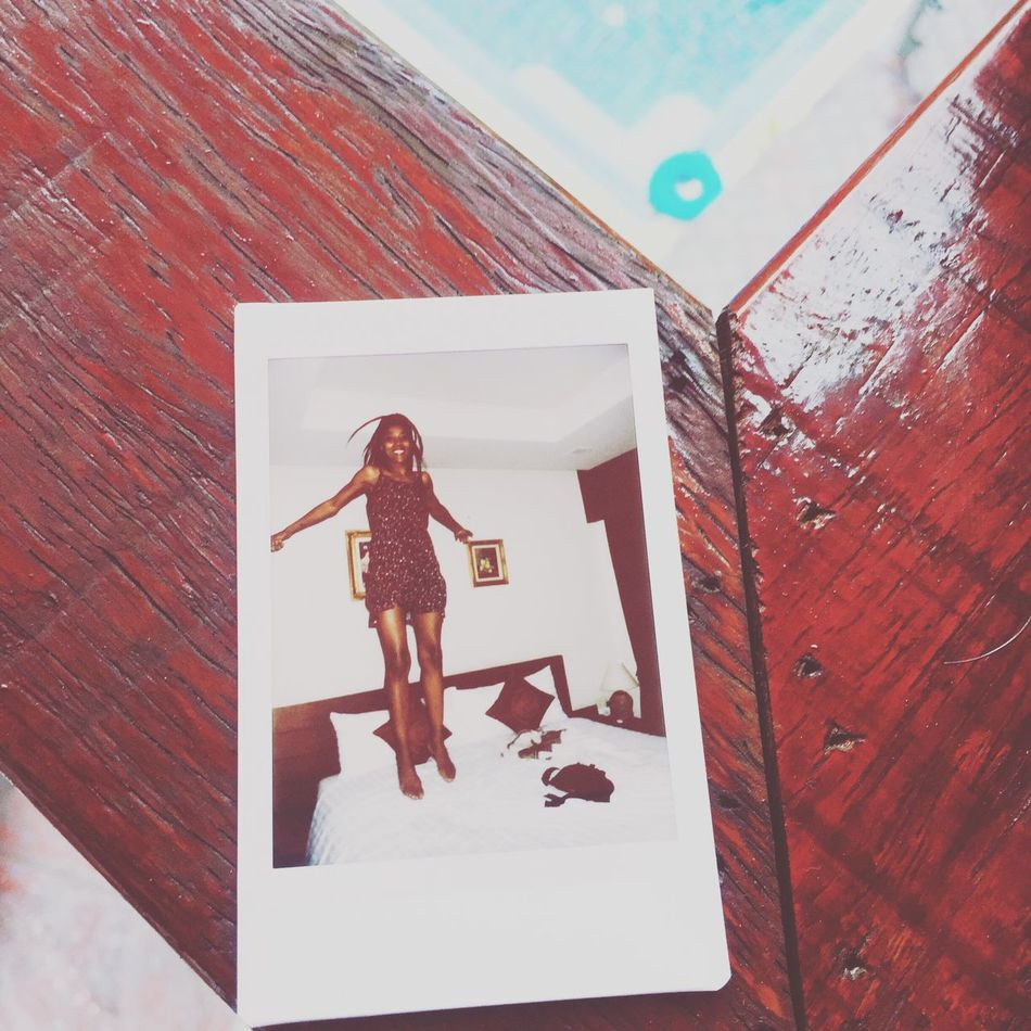 Selfie 🤳 ShotOniPhone6 Jumping Jumpingonthebed High Polaroid Fujifilm Vacation Vacation Time Thailand Pataya Girls Blackgirl Travelnoir Baecation Theintellectualratchet™ Sativa