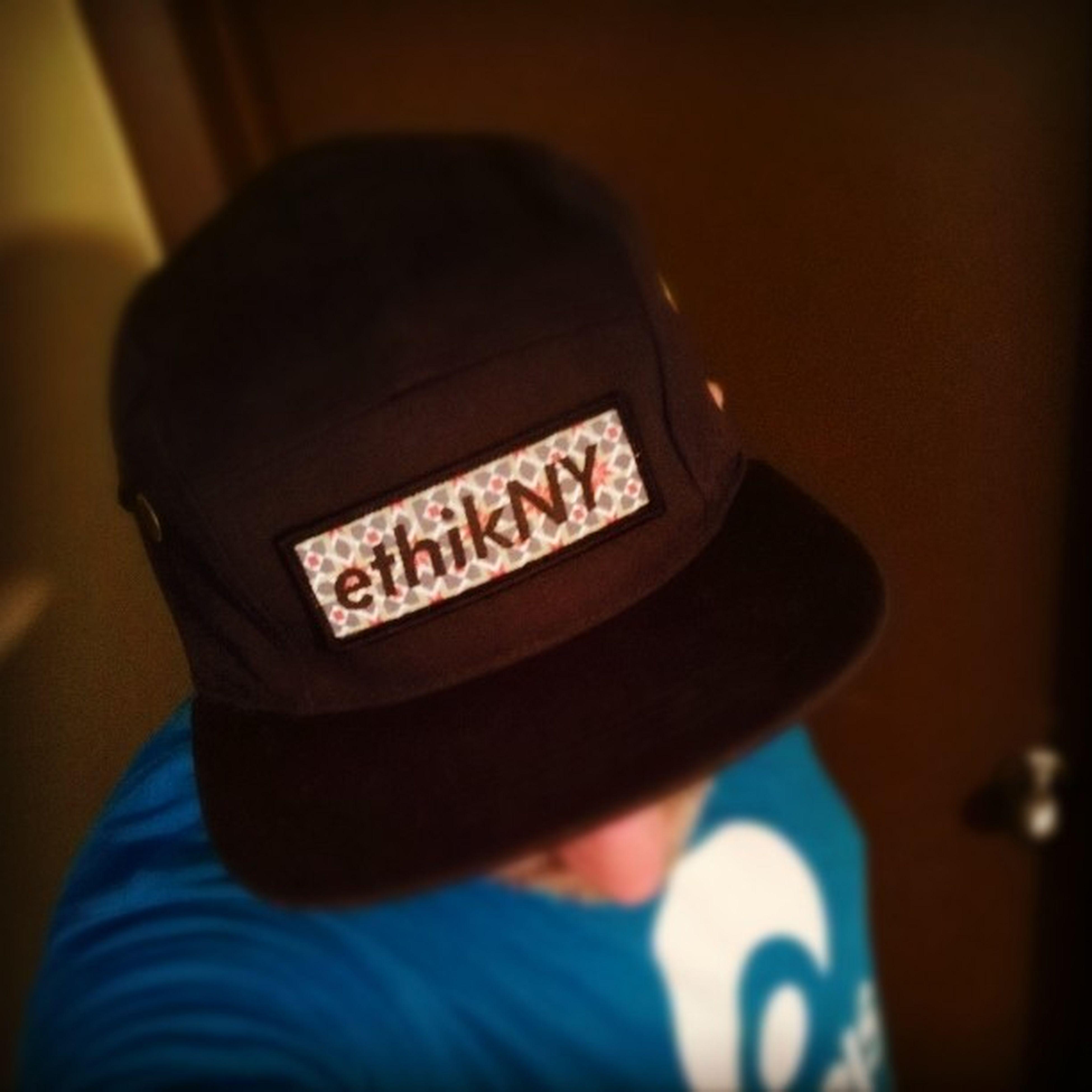 Gotta nice new Cap! EthnikNY @selskethik