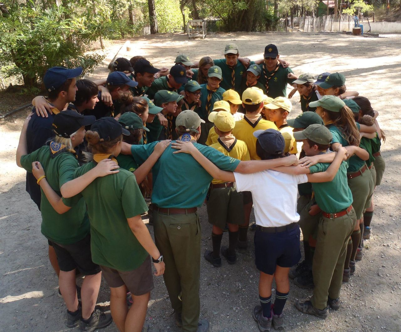 Abundance Casual Clothing Children Group Cubs And Scouts Group Hug Day Explorers Scouts And Cubs Group Hug Footpath Group Of People Large Group Of Objects Leisure Activity Lifestyles Nature Outdoors Park Scout Group Scout Group Hug Scout Pack Scouts Scouts Friendship Vacations