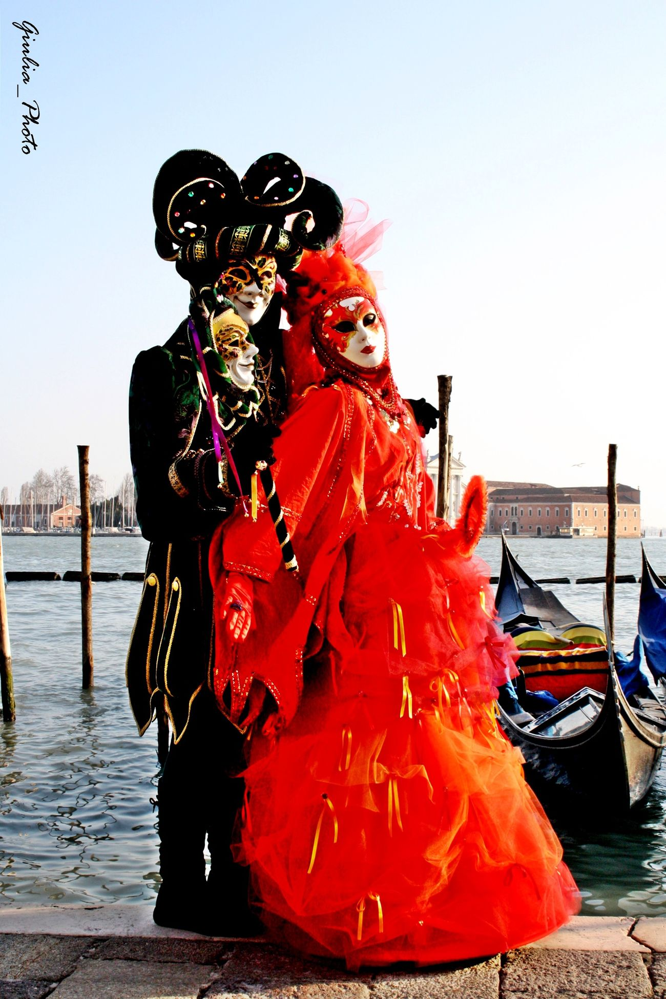 Carnival In Venice Venice Venice... My Little City ❤️