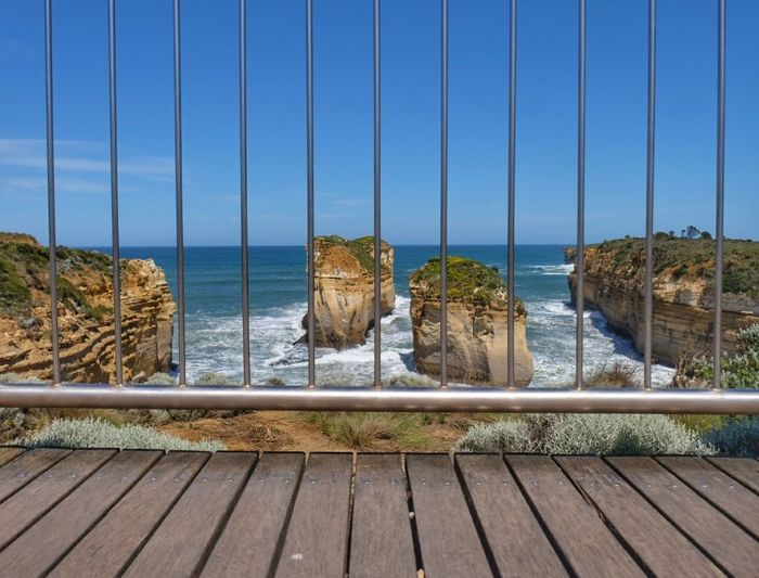 Sea Water Sky Tourism Outdoors Travel Destinations Tree Scenics Nature No People Day Architecture greatoceanroad melbourne Victoria Melbourne