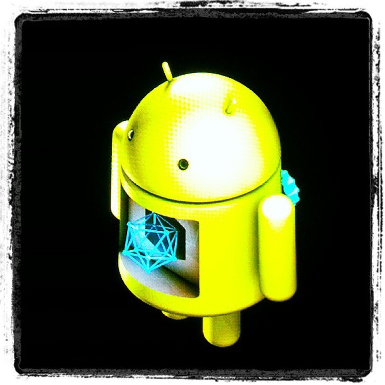 Android Portrait Friend Green Aggiornamento
