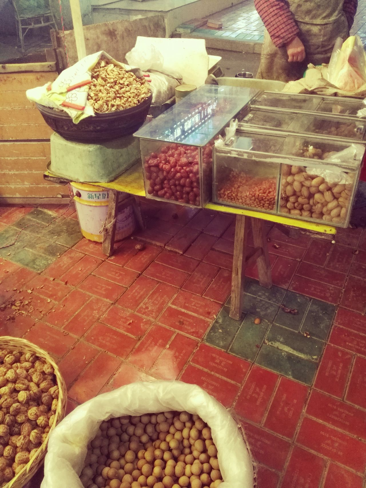 Street Nut Market Everyone can find a unique story in their work. Story People Life Life Story Buy City China In My Eyes China MengCheng
