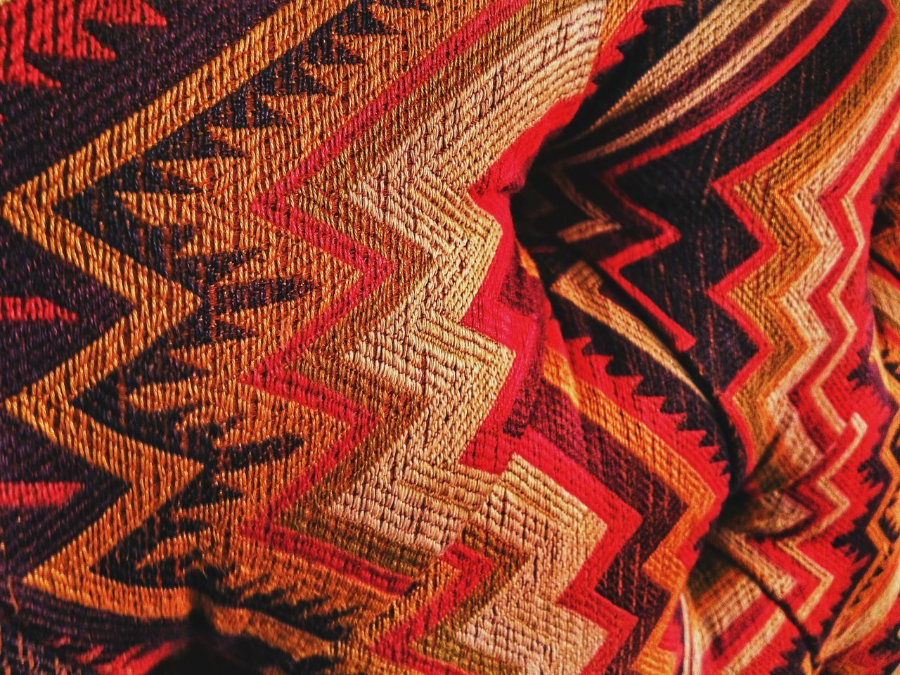 Fabrics Multi Colored Ethnic Textures And Surfaces Lights Purple Pink Color Cloth Mutli Color Mukticolour