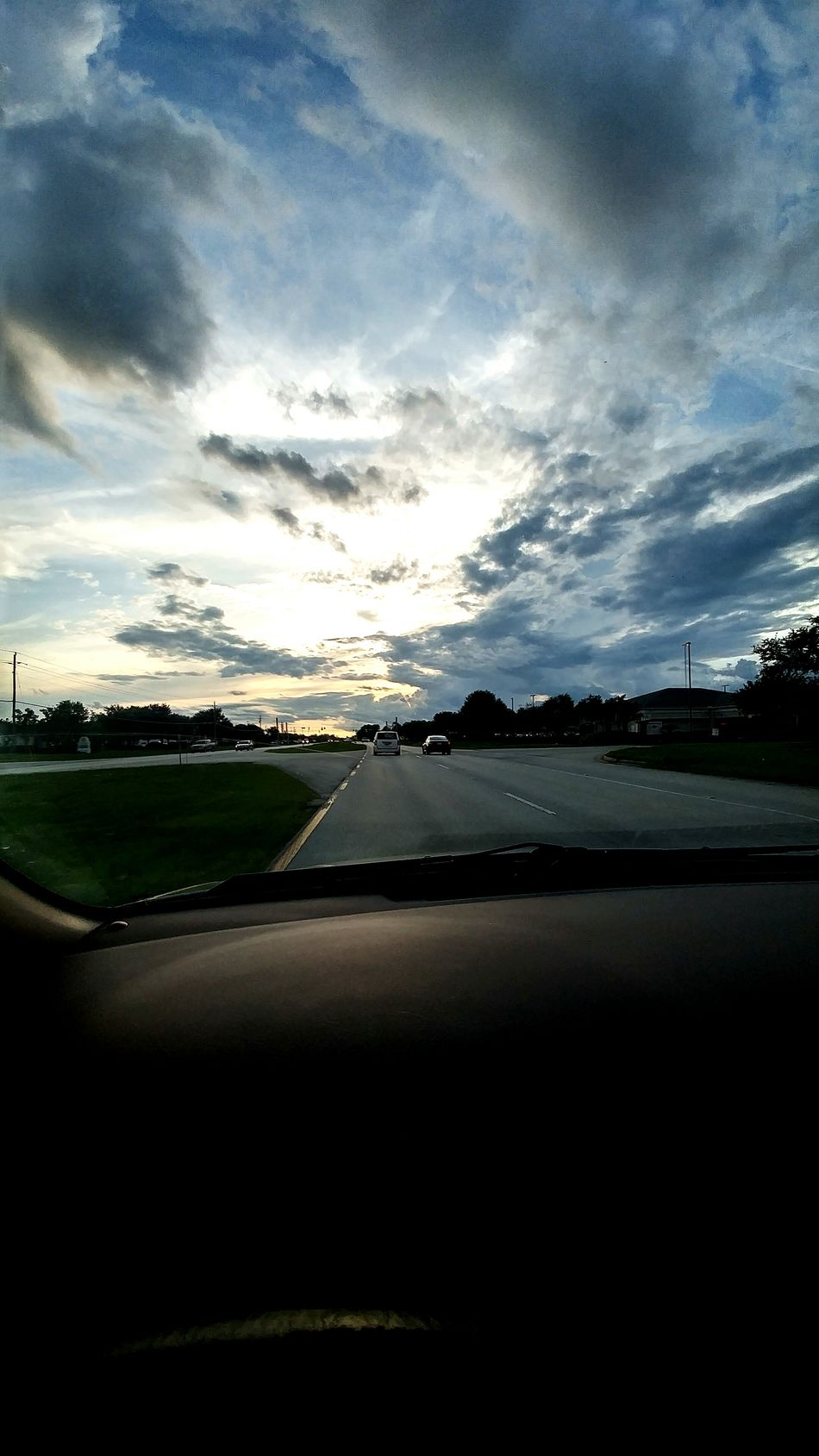 Sky Cloud - Sky Beauty In Nature Beautiful Taking Photos Photography Florida Jacksonville Eyeemphoto Perfection Clouds And Sky Great View Happiness CarRides