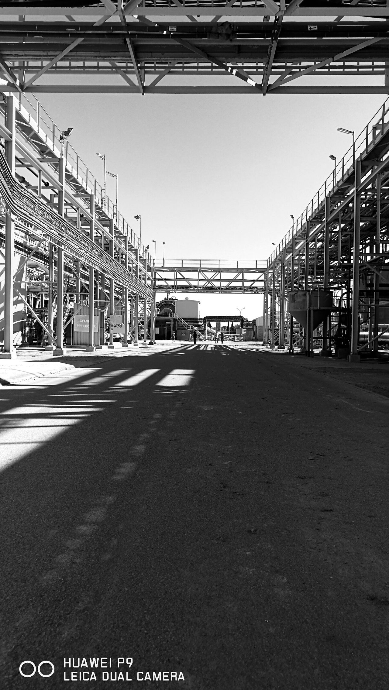 Steel Structure  Mining Industry