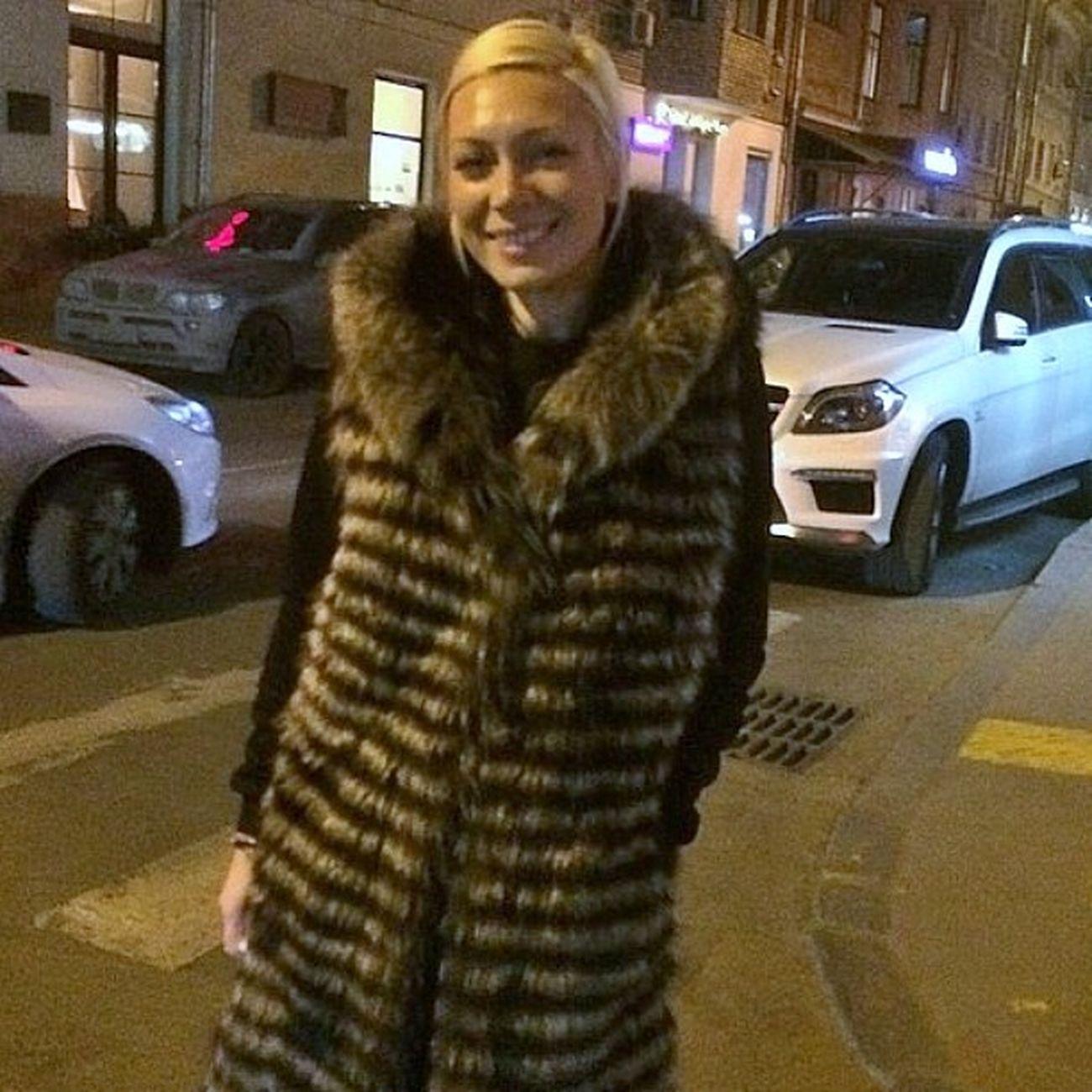 Spring Fur on the elegant Avrora in Moscow Avrora_tv Danielbenjamingeneva Danielbenjamin Geneva Switzerland Moscow Russia Astana Kazakhstan elegant spring fashion luxury @danielbenjamingeneva