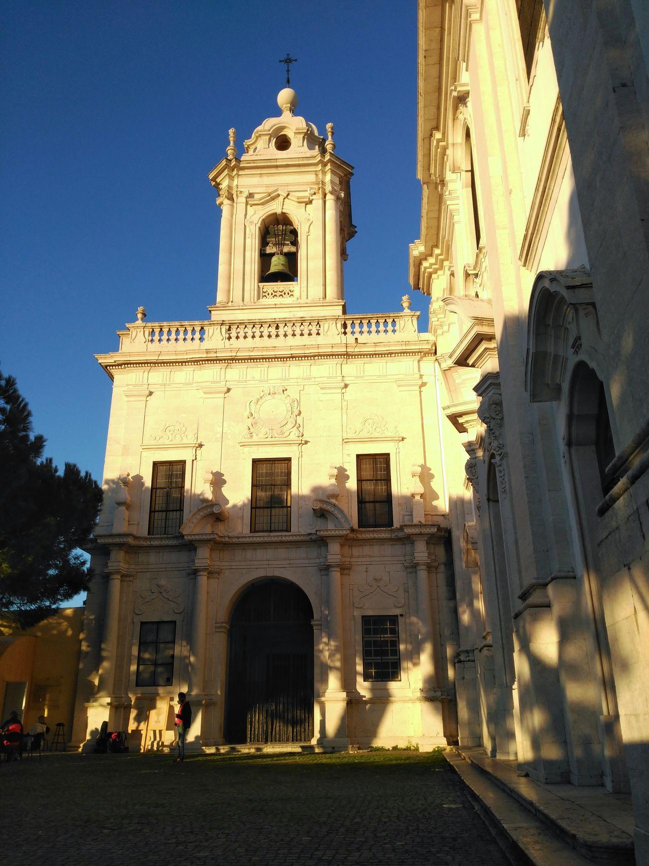Santa Engraça, Lisboa Lisboa Portugal Architecture Capital Santa Engracia Santa Engraça Invierno2016 Invierno Navidad Navidad2016 Natal Natal 2016 Mirador Miradoiro