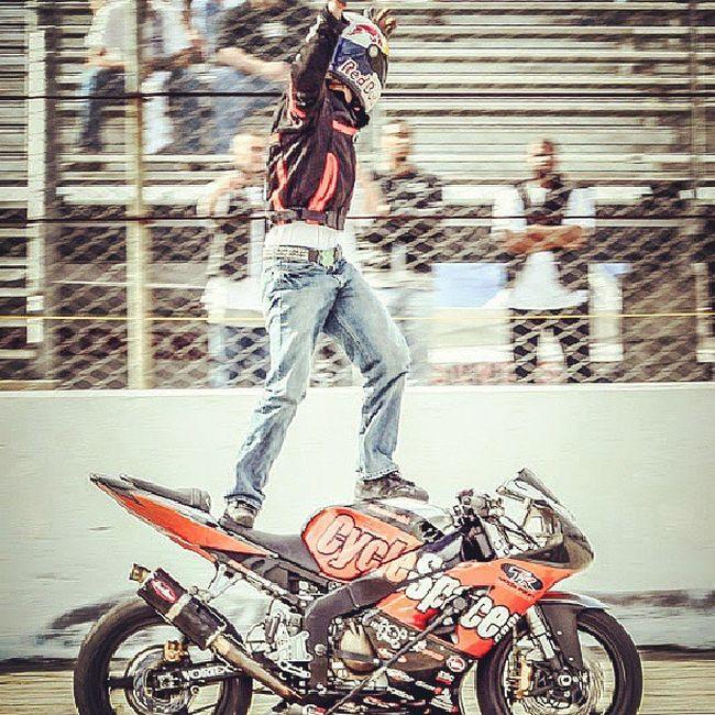 Red Bull Stuntin Motorcycles Aaron Colton