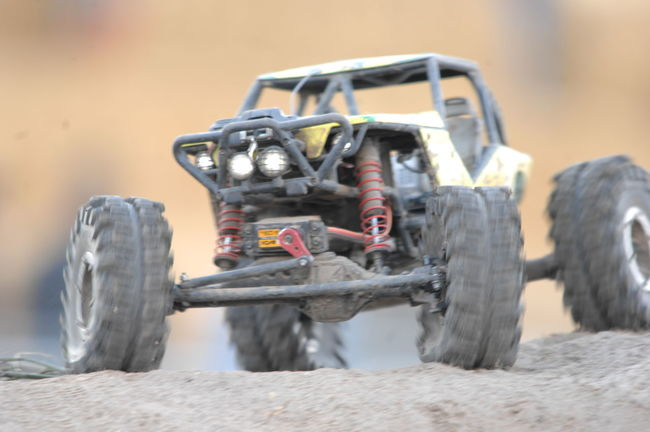 Car Close-up Day Dust Horizontal Miniature No People Outdoors Race Sand Tire