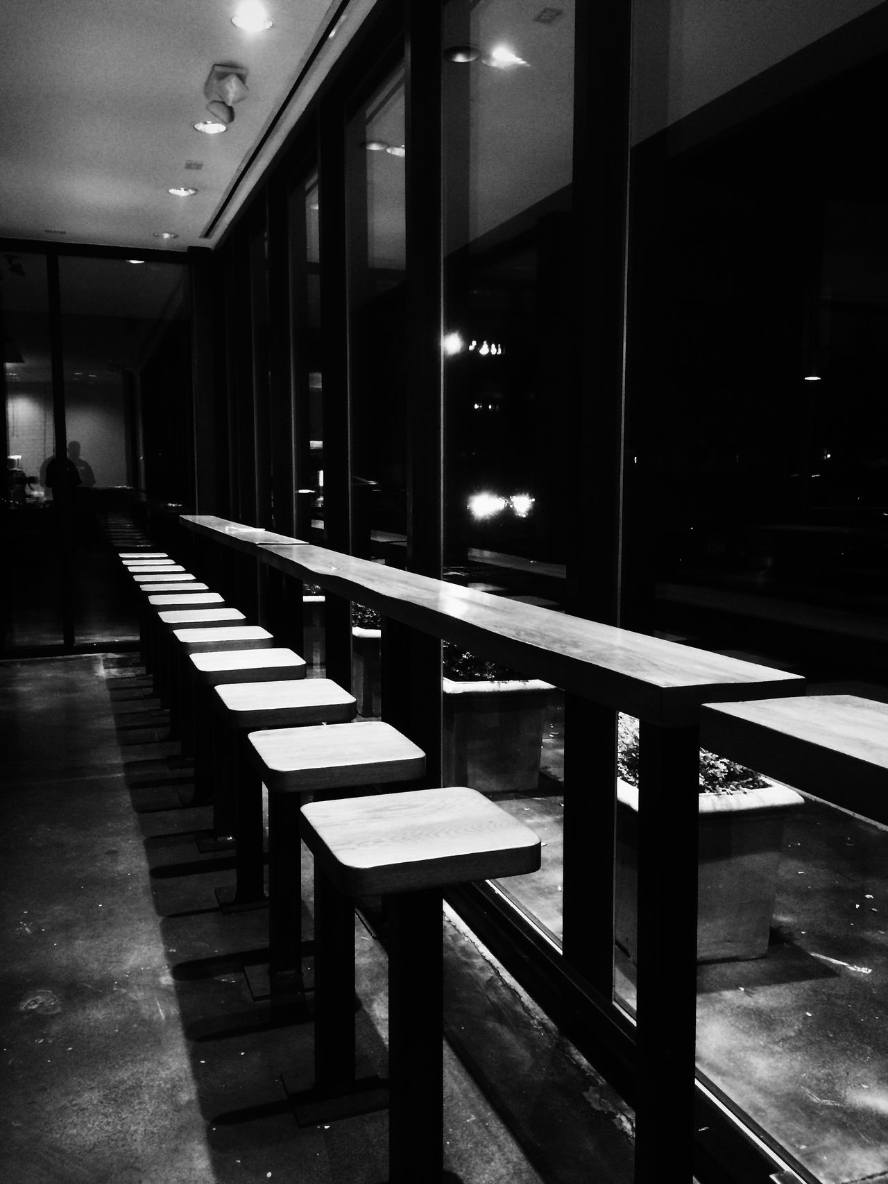 Empty Places Blackandwhite Monochrome IPhoneography Vscocam