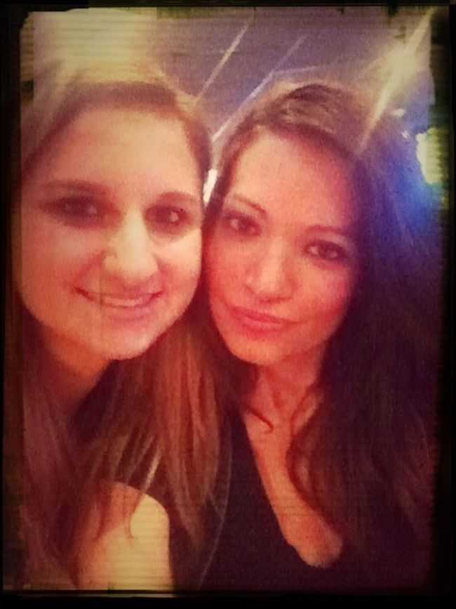 Night Out With The Best Friend!