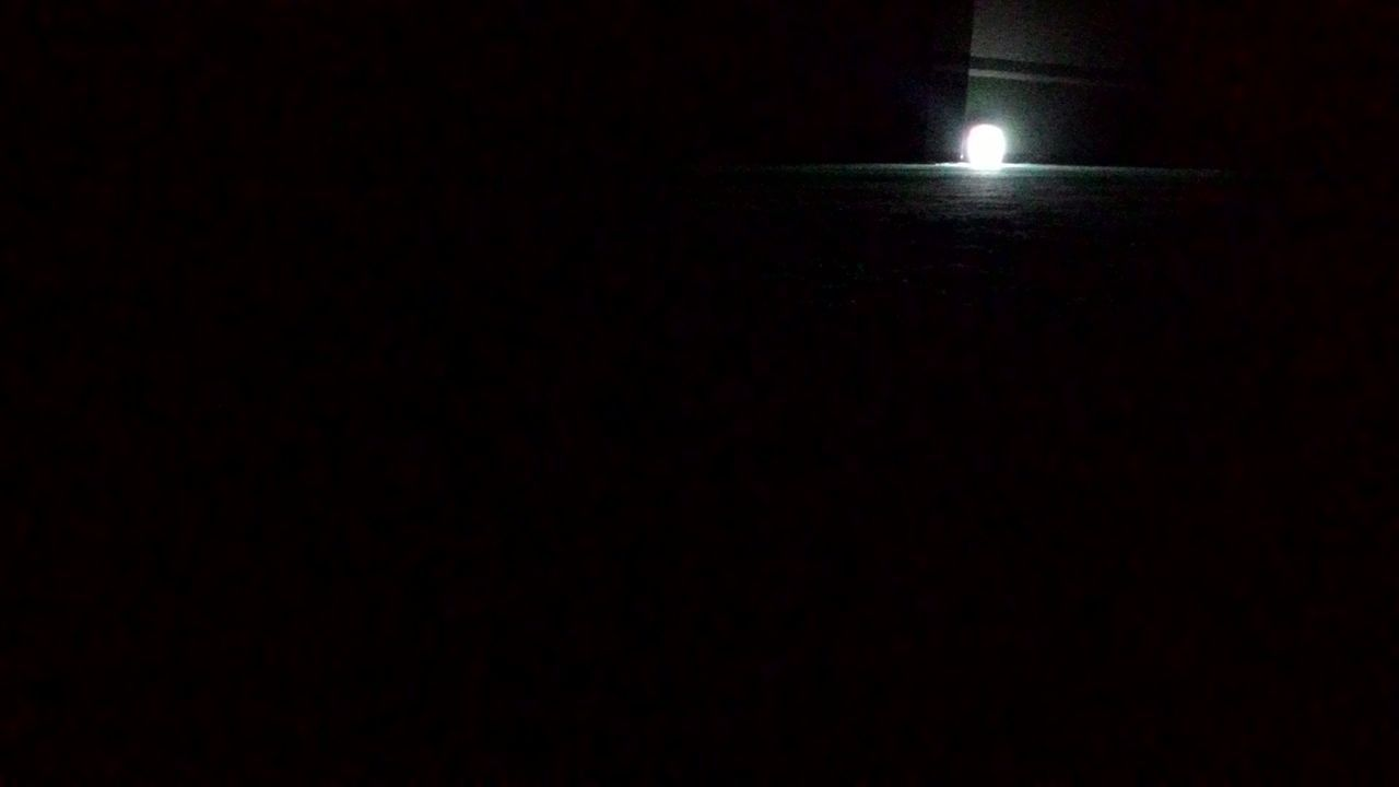 Blackout Black Dark Dark And Light Light Spot Lone Light Mobile Photography Calming