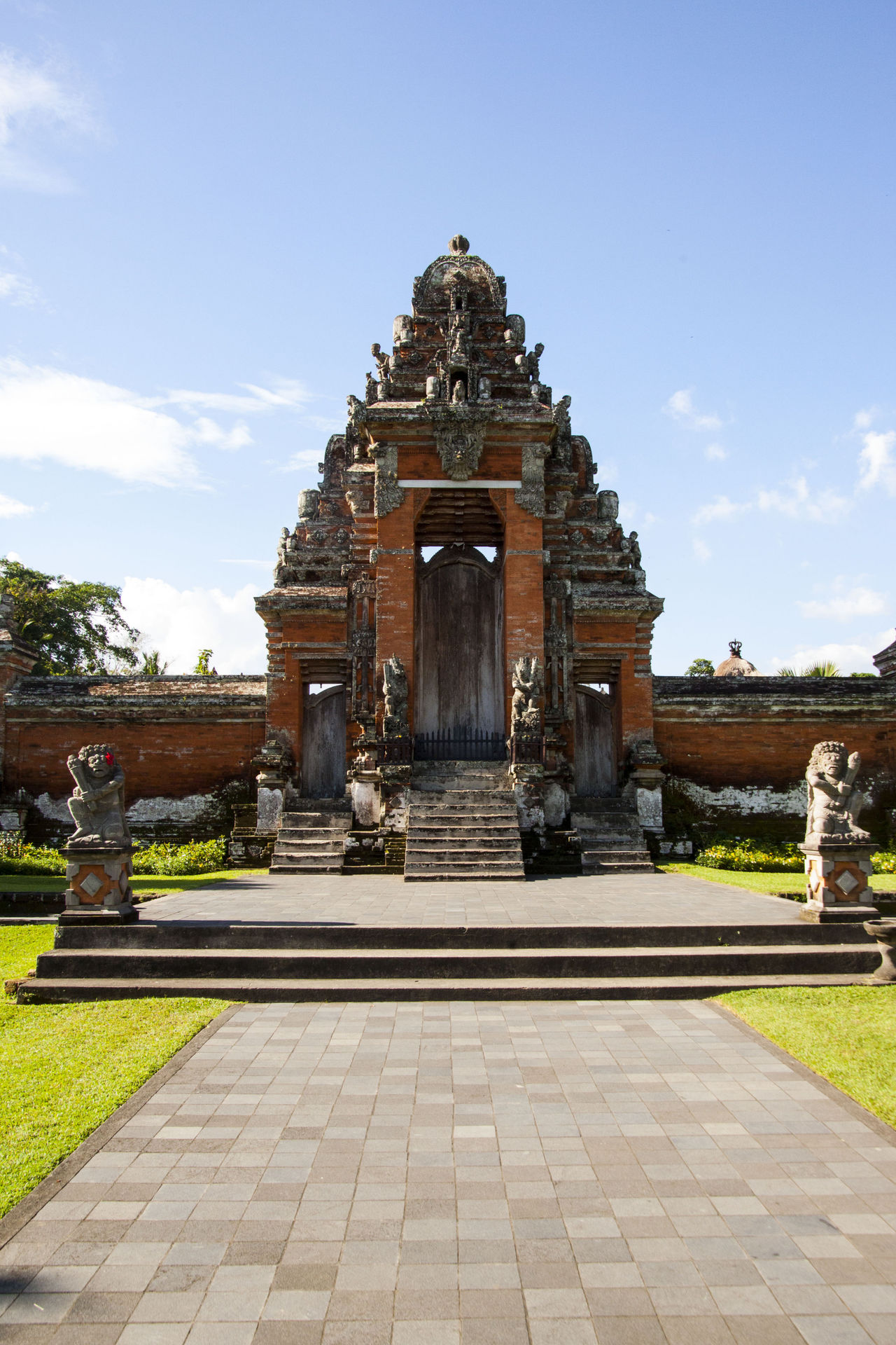 Architecture Bali Building Exterior Built Structure Day Indonesia_photography Place Of Worship Religion Sculpture Sky Statue The Secret Spaces Travel Destinations Live For The Story